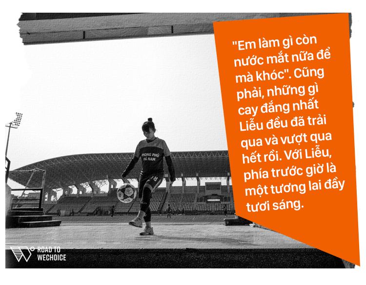 Nguyễn Thị Liễu: Cô gái mồ côi trở thành người hùng của bóng đá nữ Việt Nam - Ảnh 11.