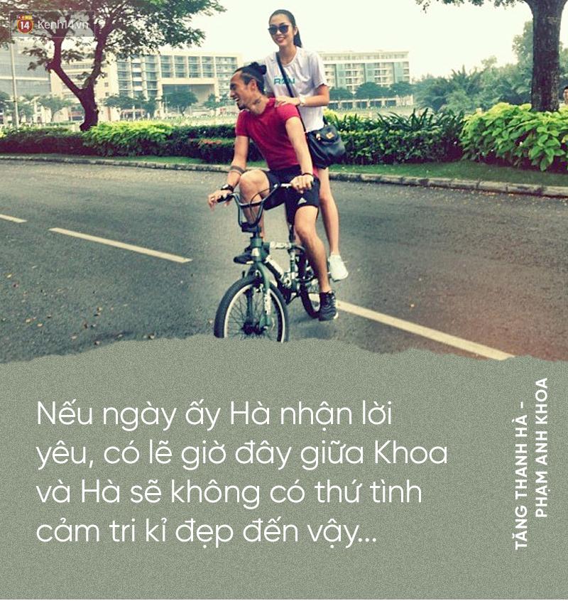 Tăng Thanh Hà – Phạm Anh Khoa: Mối nhân duyên kì lạ của showbiz Việt - Ảnh 6.