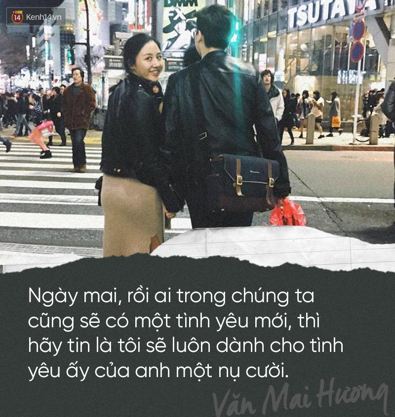 Văn Mai Hương: Bỏ hào quang trở về góc bếp theo tiếng gọi tình yêu, rồi chia tay nhưng để bước vào cuộc đời khác đẹp đẽ hơn! - Ảnh 5.