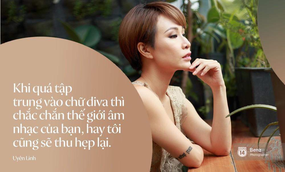 Uyên Linh: Tôi chưa nghe Chi Pu hát, nhưng nói thật tôi cũng không nghe nổi - Ảnh 6.