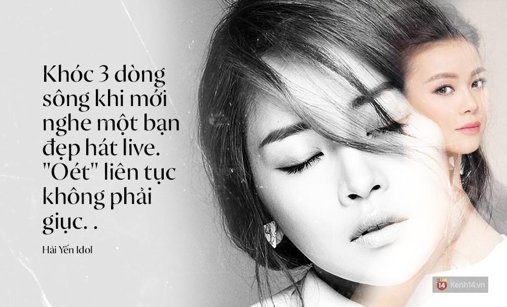 Loạt phát ngôn không kiêng nể của sao Việt từ sau khi Chi Pu tuyên bố hãy gọi tôi là ca sĩ - Ảnh 11.