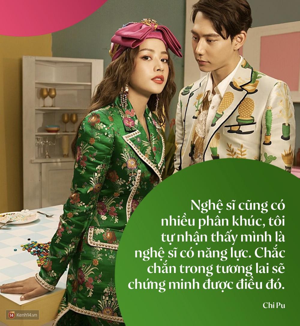 Từ khi debut với vai trò ca sĩ, Chi Pu đã bỏ túi cho mình cả rổ phát ngôn gây ồn ào thế này đây! - Ảnh 7.