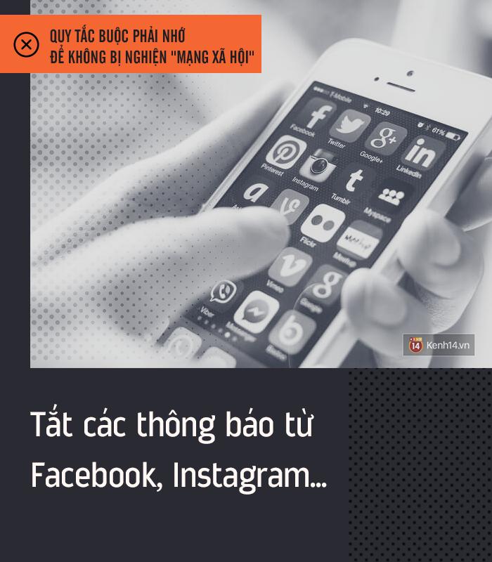 Những quy tắc bạn buộc phải thực hiện để không bị nghiện mạng xã hội - Ảnh 5.