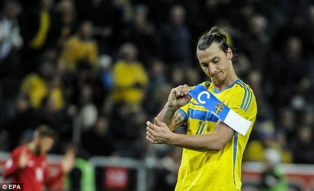 Có một nỗi nhớ mang tên Zlatan Ibrahimovic - Ảnh 1.