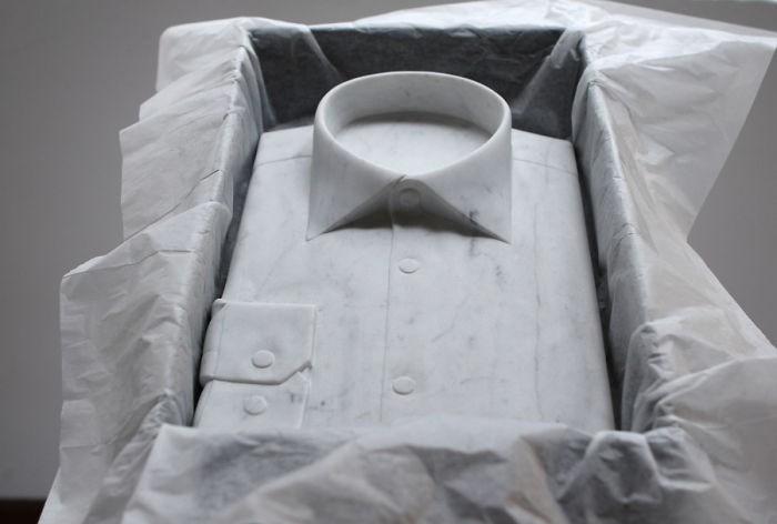 Ngắm bộ sưu tập váy duyên dáng được điêu khắc từ đá cẩm thạch - Ảnh 9.