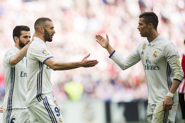 Ronaldo lập cú đúp kiến tạo, Real nhọc nhằn khuất phục Bilbao - Ảnh 4.