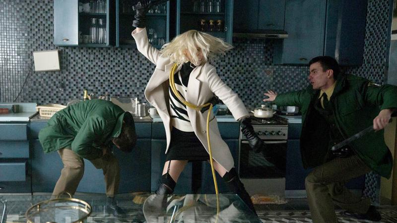 Atomic Blonde - Hành động đẹp mắt, nội dung mệt não