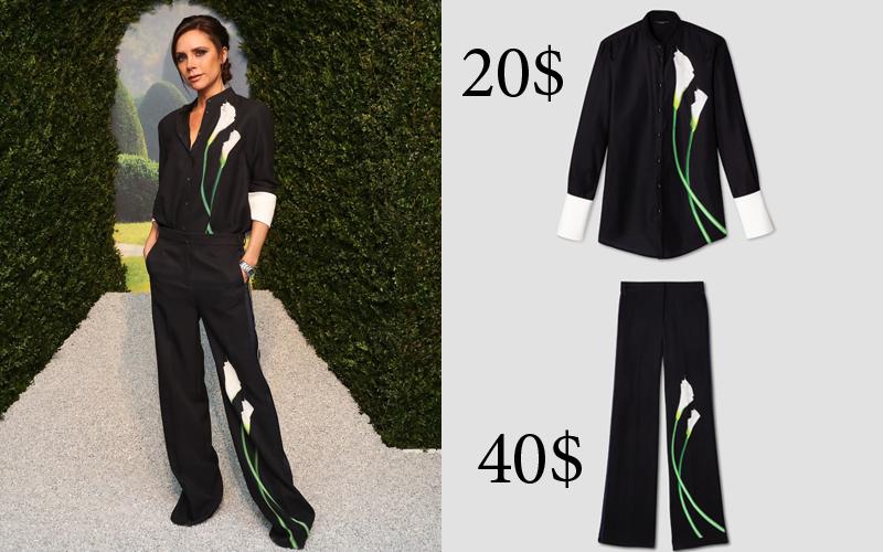 Lần đầu tiên trong đời, Victoria Beckham ra đường chỉ với một trang phục giá hơn 1 triệu đồng! - Ảnh 2.