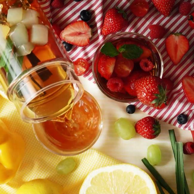 Thử ngay hai công thức trà hoa quả vừa detox cơ thể vừa làm đẹp da - Ảnh 9.