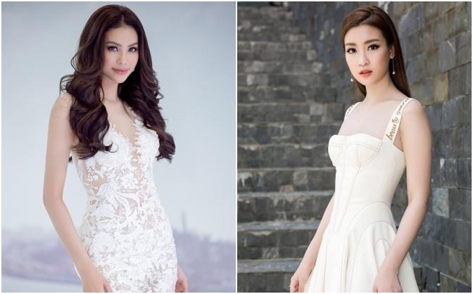 Bị chê không bằng Phạm Hương, Hoa hậu Mỹ Linh lên tiếng đáp trả - Ảnh 4.