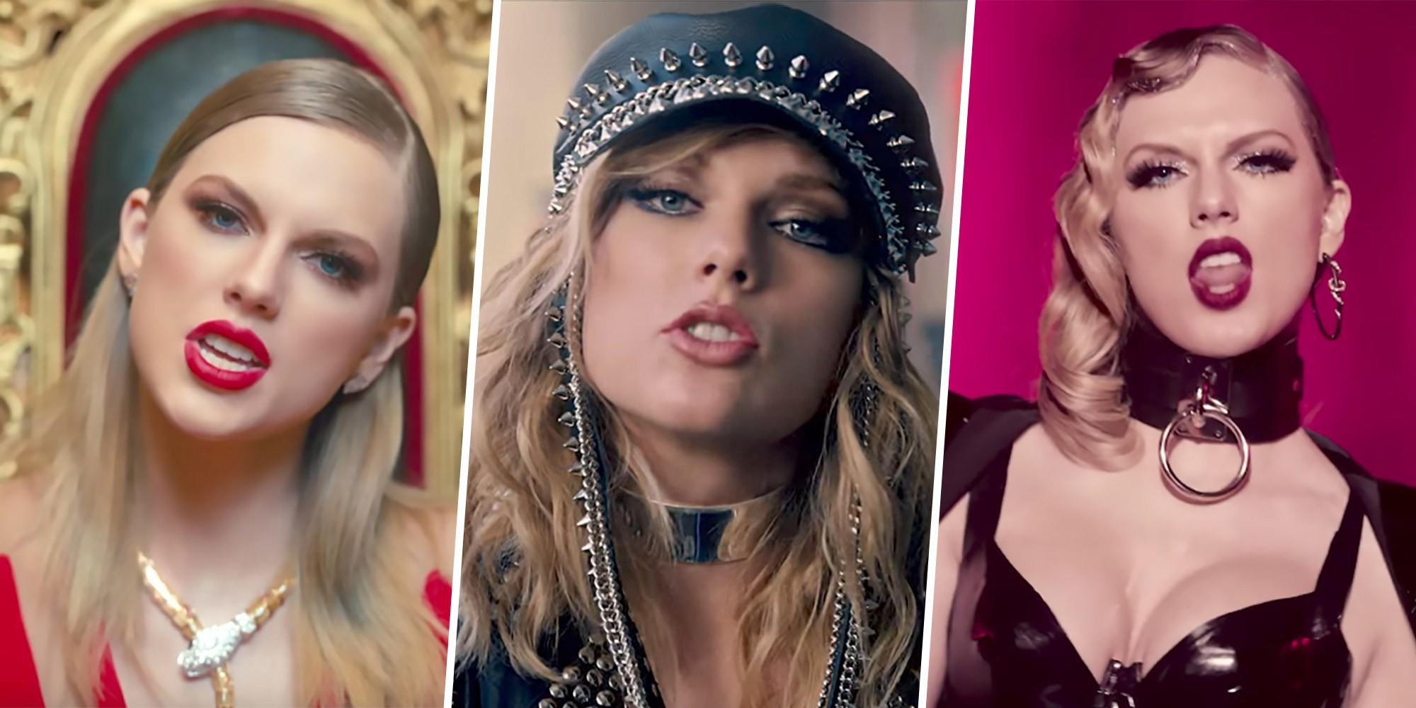 LWYMMD gây sốt đến vậy mà không mang nổi về cho Taylor Swift một đề cử Grammy nào - Ảnh 1.