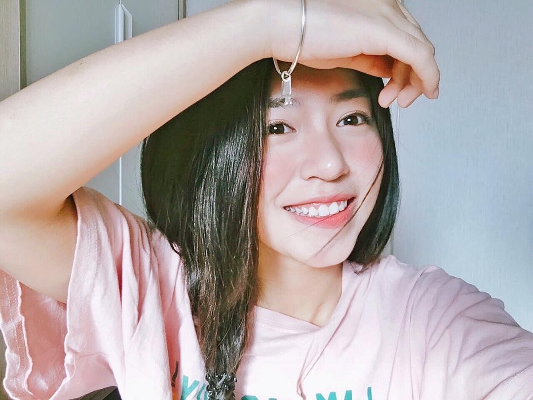 Clip: Học Mẫn Tiên cách makeup ửng hồng chuẩn style Nhật, nhìn là yêu ngay - Ảnh 2.