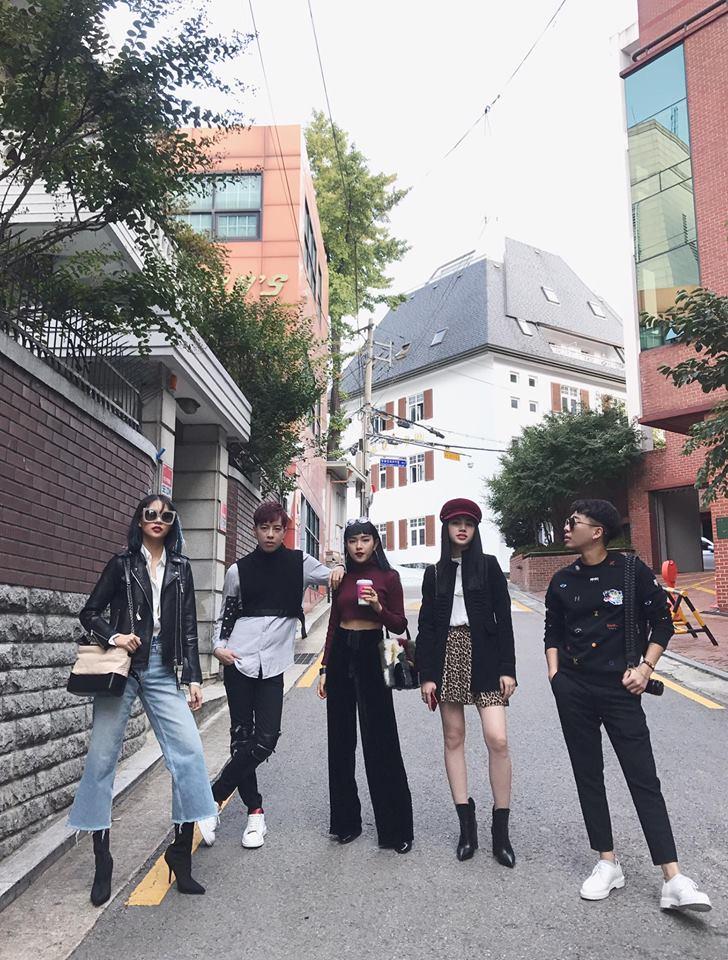 Lần này, Phạm Hương sẽ cùng Jolie Nguyễn, Hoàng Ku, Phí Phương Anh... công phá Seoul Fashion Week - Ảnh 7.