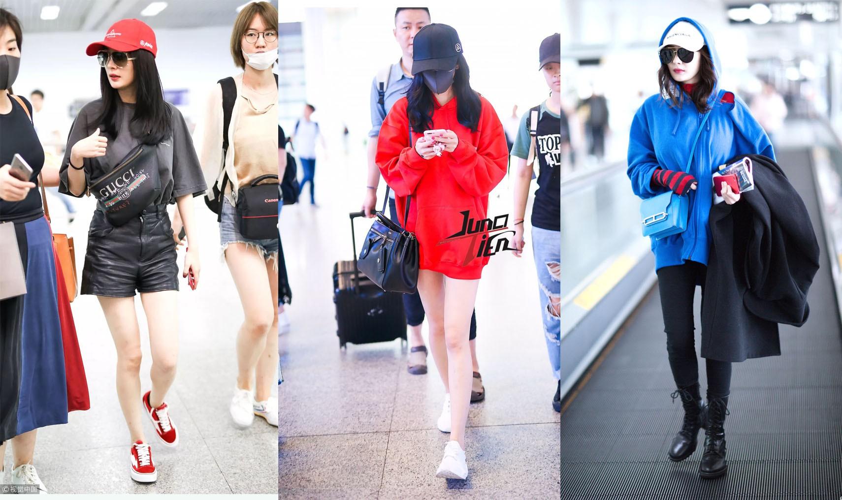 5 ngôi sao Hoa ngữ sở hữu phong cách thời trang sân bay đẹp nhất năm 2017 - Ảnh 3.