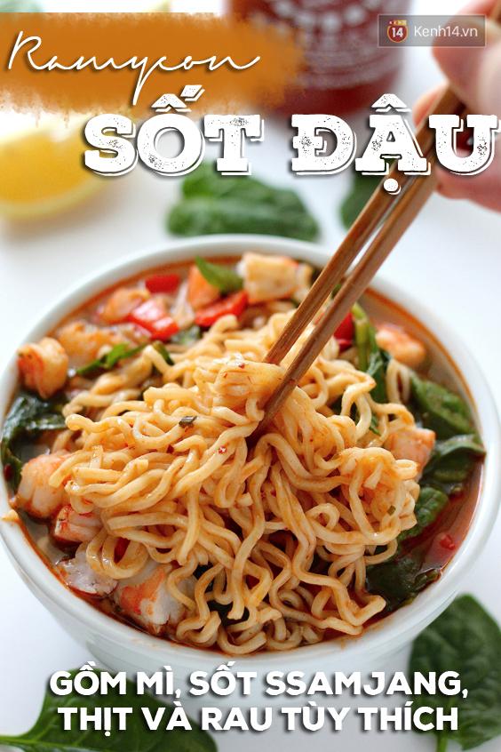 Không phải kim chi, đây mới đích thị là món ăn quốc dân của người Hàn - Ảnh 8.