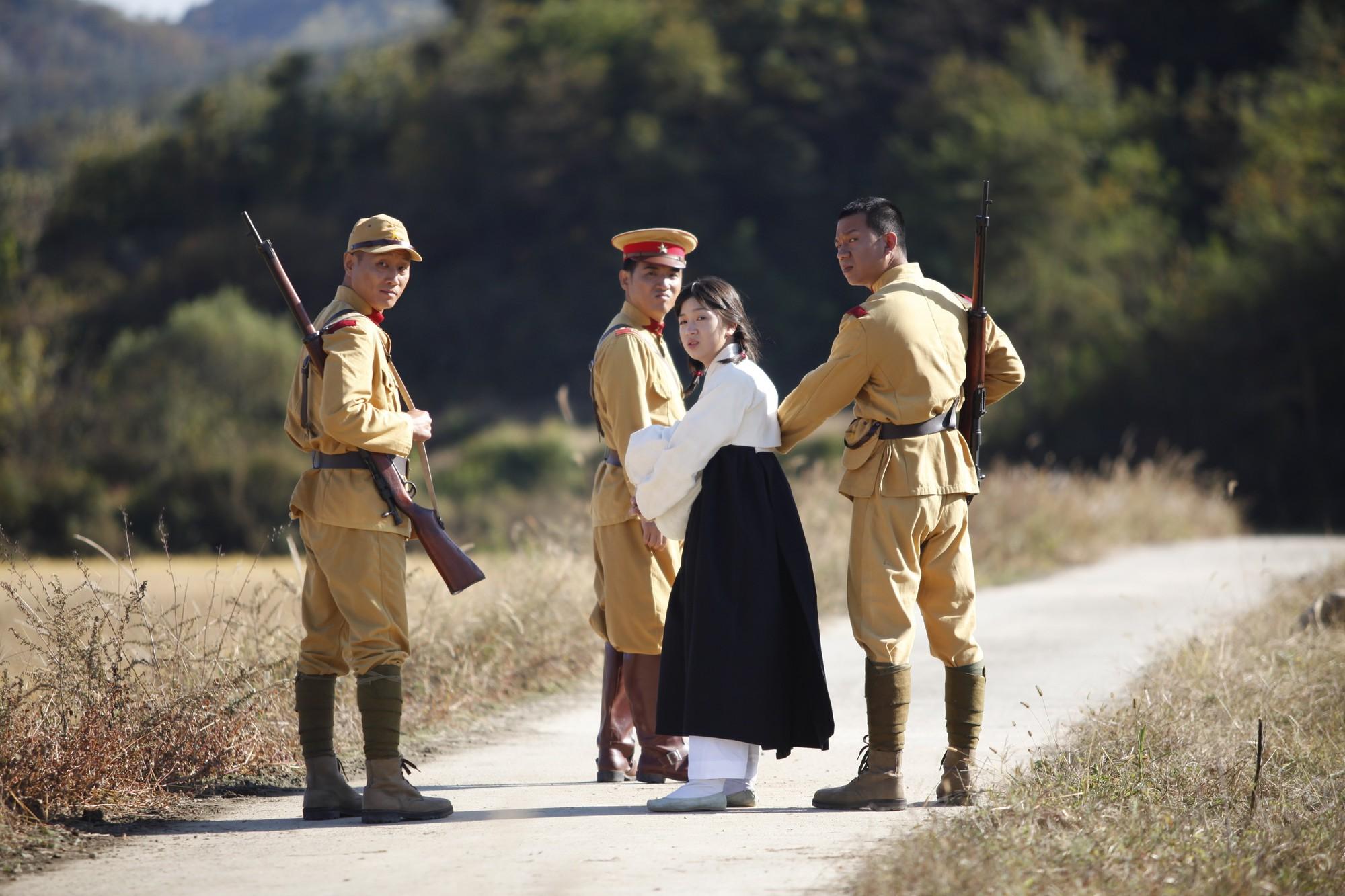 Sao nhí Hàn Quốc bị netizen Nhật uy hiếp vì đóng phim về nô lệ tình dục thời chiến - Ảnh 3.