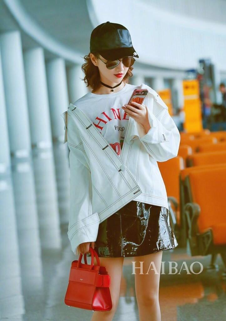 5 ngôi sao Hoa ngữ sở hữu phong cách thời trang sân bay đẹp nhất năm 2017 - Ảnh 8.