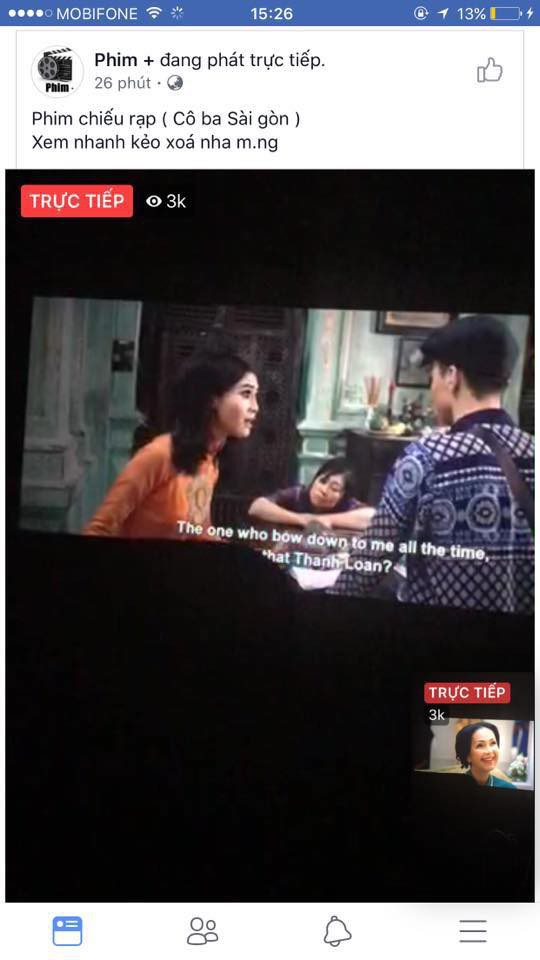 Nhân vật livestream lén Cô Ba Sài Gòn xin lỗi Ngô Thanh Vân vì có thể bị phạt 1 tỉ và 3 năm tù - Ảnh 1.