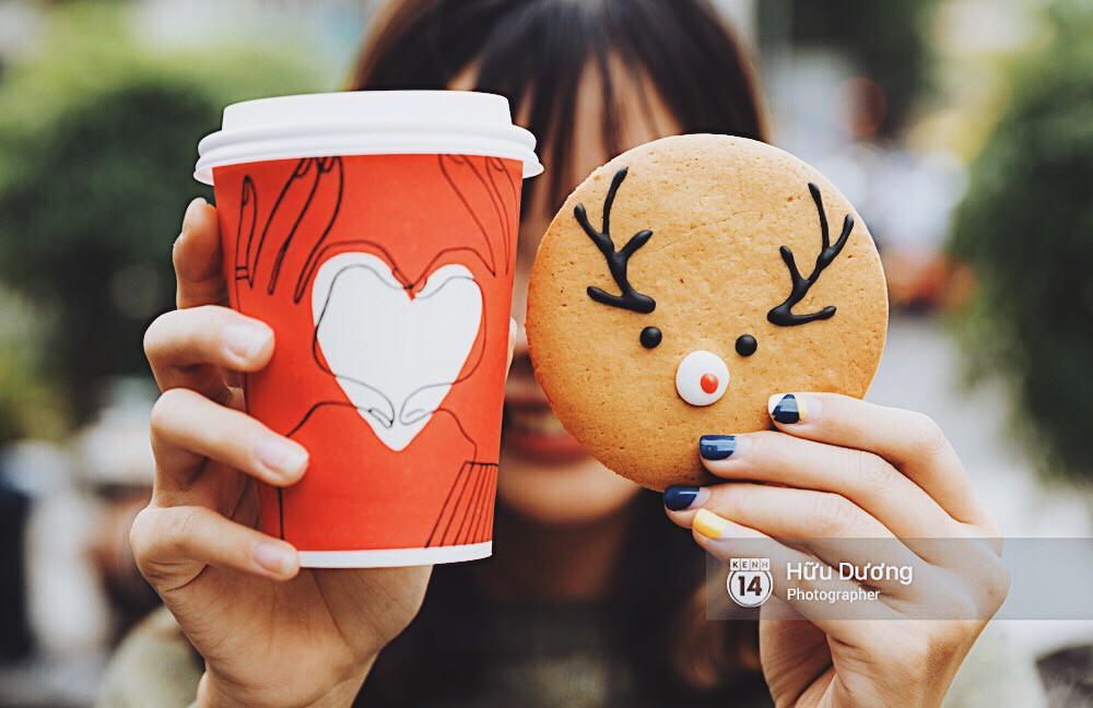 3 quán cà phê có đồ uống Giáng sinh hot nhất mùa lễ năm nay - Ảnh 6.