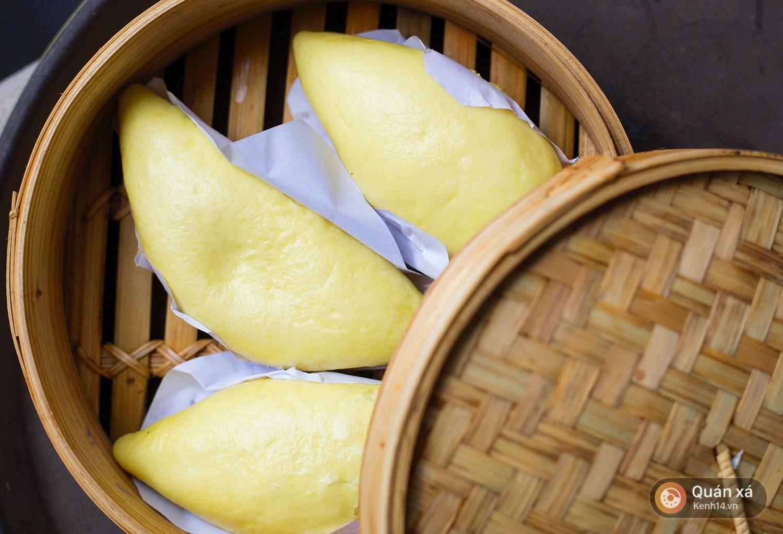 Check ngay list các loại bánh bao mới lạ ở Hà Nội: đủ kiểu nhân từ phô mai thịt đến sầu riêng - Ảnh 24.
