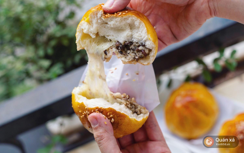Check ngay list các loại bánh bao mới lạ ở Hà Nội: đủ kiểu nhân từ phô mai thịt đến sầu riêng - Ảnh 9.