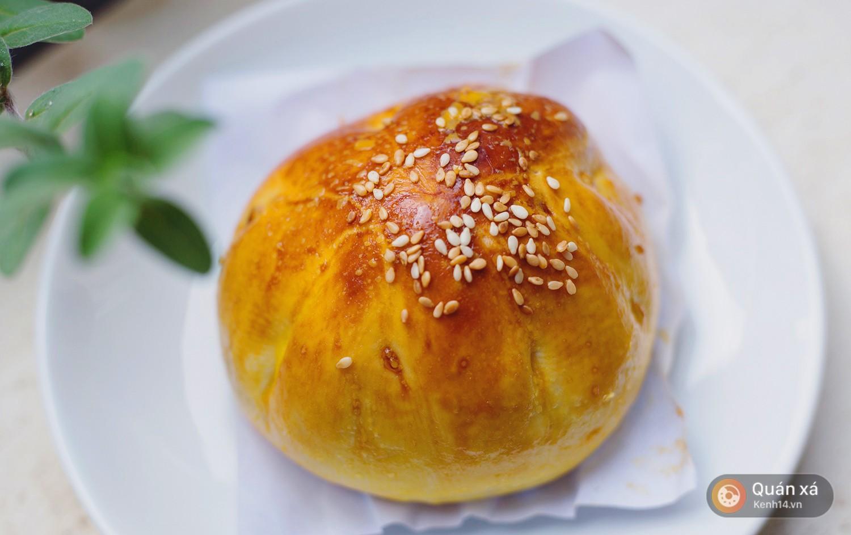 Check ngay list các loại bánh bao mới lạ ở Hà Nội: đủ kiểu nhân từ phô mai thịt đến sầu riêng - Ảnh 8.