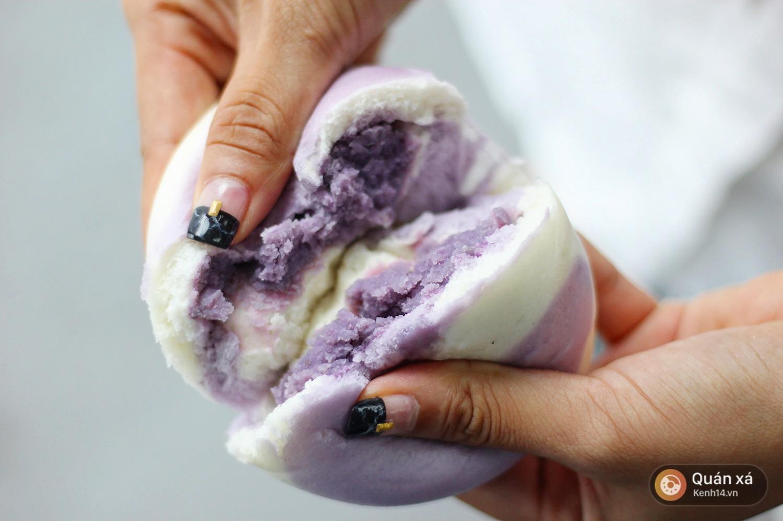 Check ngay list các loại bánh bao mới lạ ở Hà Nội: đủ kiểu nhân từ phô mai thịt đến sầu riêng - Ảnh 20.