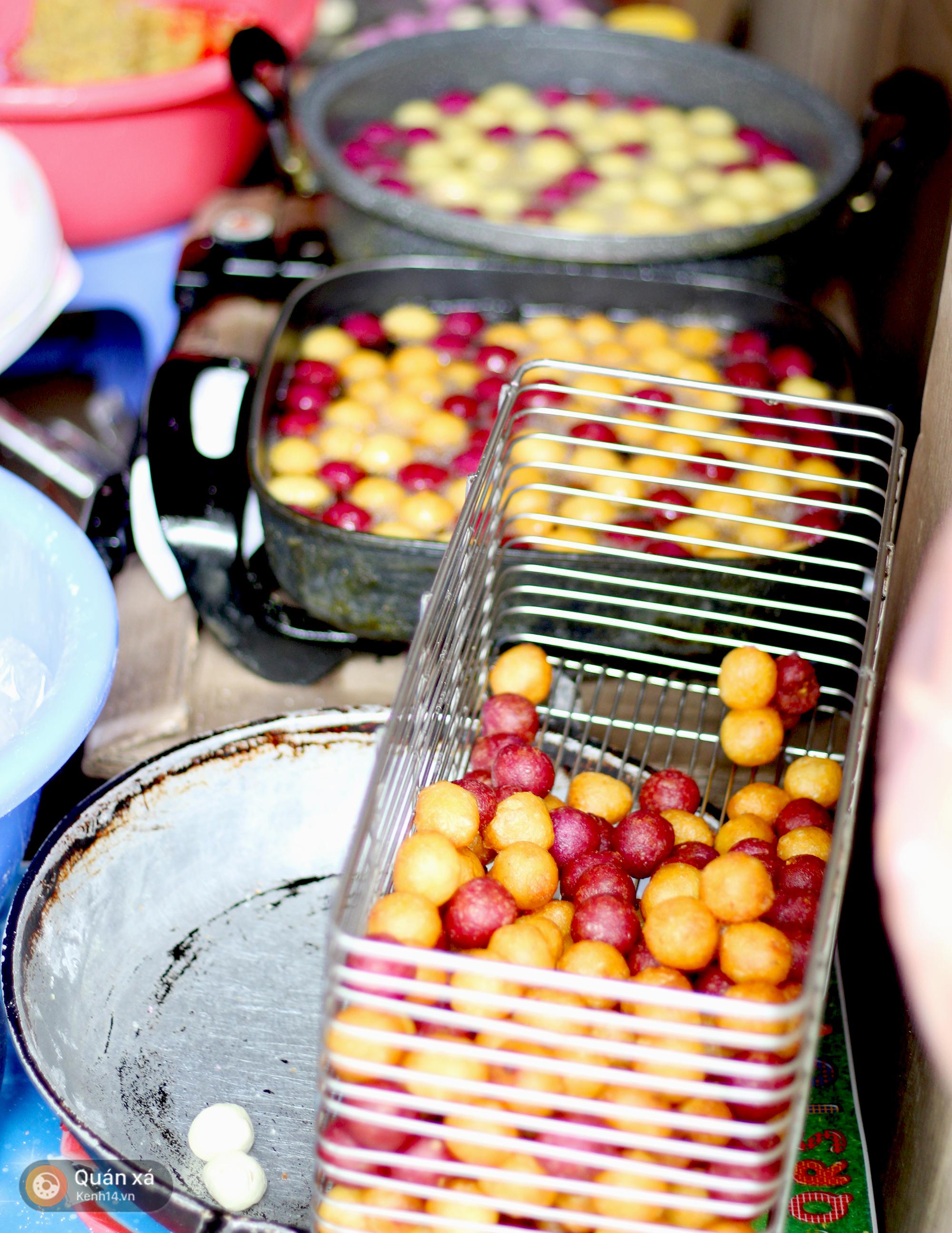 Bánh rán sống ảo chỉ 500 đồng: ăn ngon mà chụp lên ảnh thì đẹp vô đối - Ảnh 4.