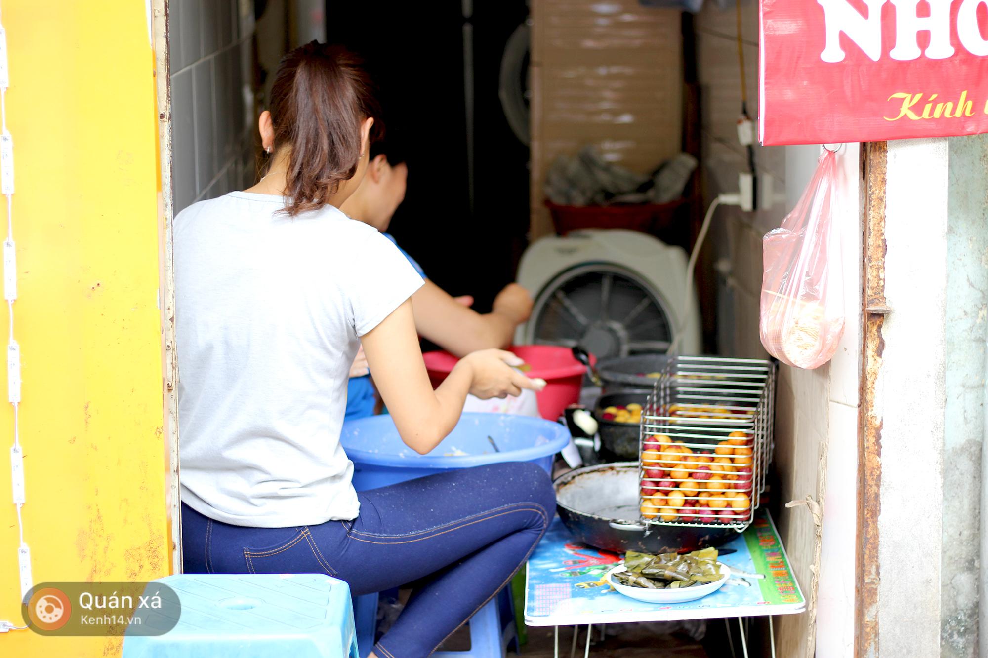 Bánh rán sống ảo chỉ 500 đồng: ăn ngon mà chụp lên ảnh thì đẹp vô đối - Ảnh 2.