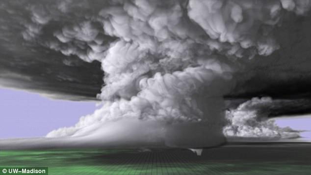 Cơn lốc xoáy giết người - sự phẫn nộ của thiên nhiên hình thành như thế nào? - Ảnh 1.