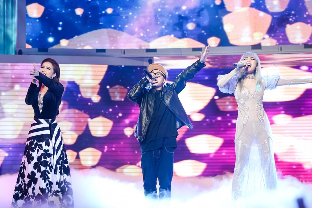 Bảo Thy chiến thắng Thiều Bảo Trâm tại The Remix với loạt hit gợi lại tuổi thơ - Ảnh 3.