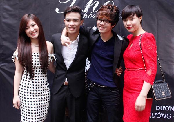 Những cuộc tình ngắn ngủi chỉ được tính bằng tháng của sao Việt - Ảnh 4.
