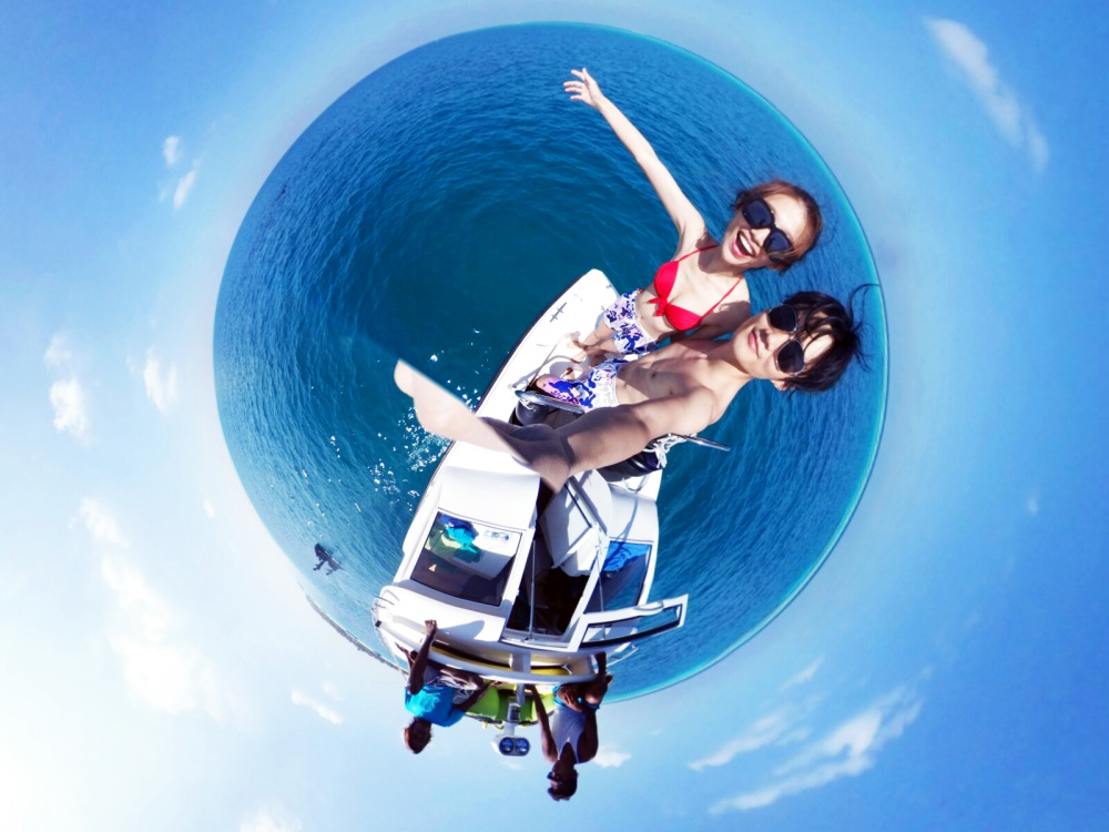 Quang Hùng – Quỳnh Châu khoe ảnh khóa môi hạnh phúc tại thiên đường Maldives - Ảnh 14.