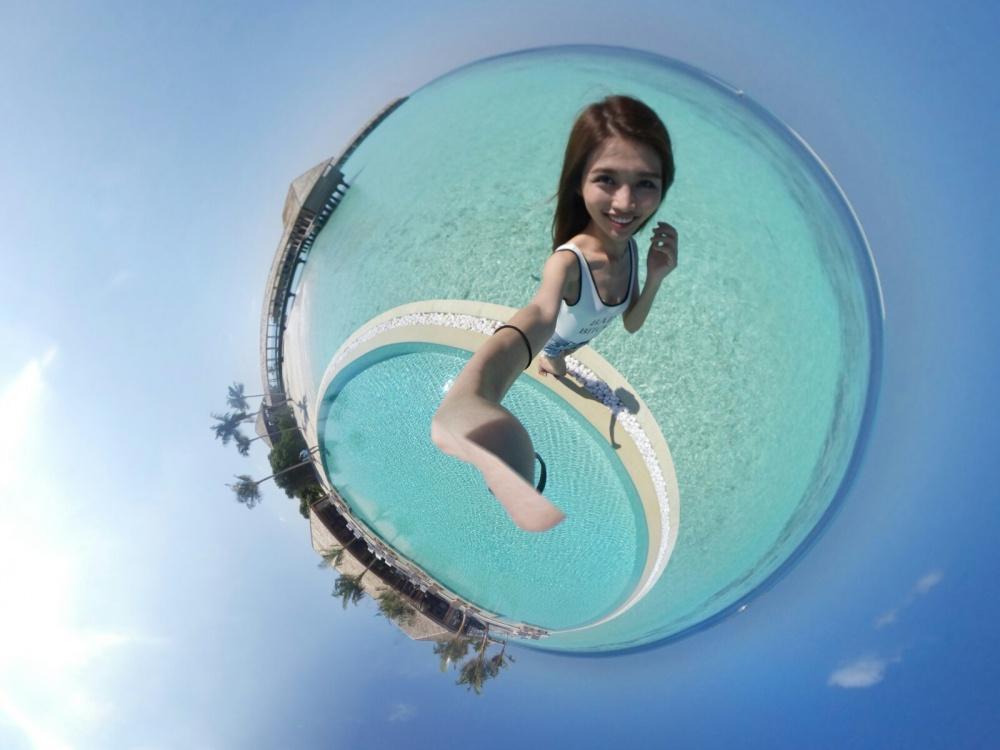 Quang Hùng – Quỳnh Châu khoe ảnh khóa môi hạnh phúc tại thiên đường Maldives - Ảnh 15.