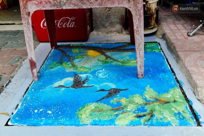 Nhìn những bức tranh trên nắp cống ở Sài Gòn đẹp như thế này, không ai nỡ xả rác nữa! - Ảnh 19.