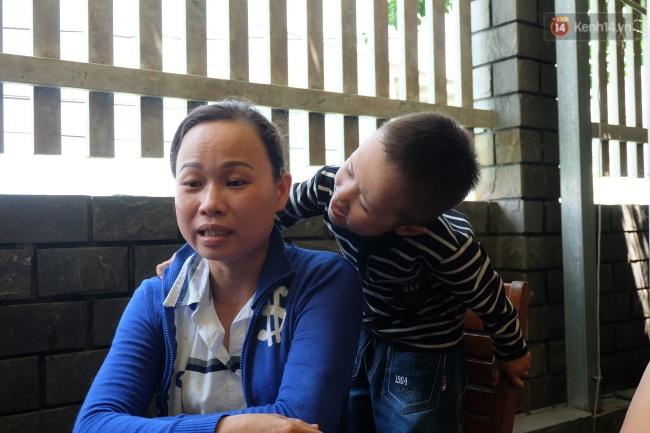 Người mẹ bất ngờ xuất hiện tại nhà ông bố nuôi 2 con bại não: Tôi không bỏ rơi con như chồng tôi nói - Ảnh 5.