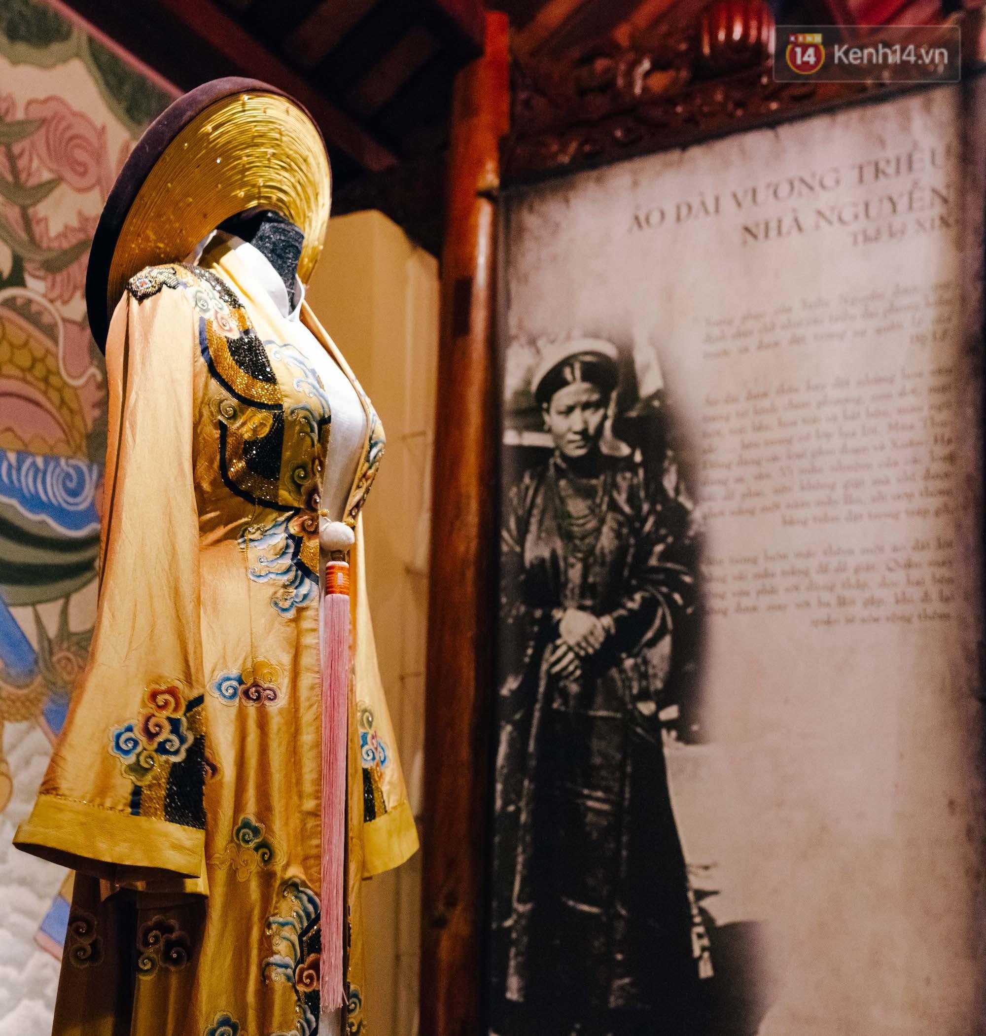 Ở Sài Gòn có một bảo tàng đẹp như tranh chỉ dành riêng để tôn vinh áo dài - Ảnh 4.