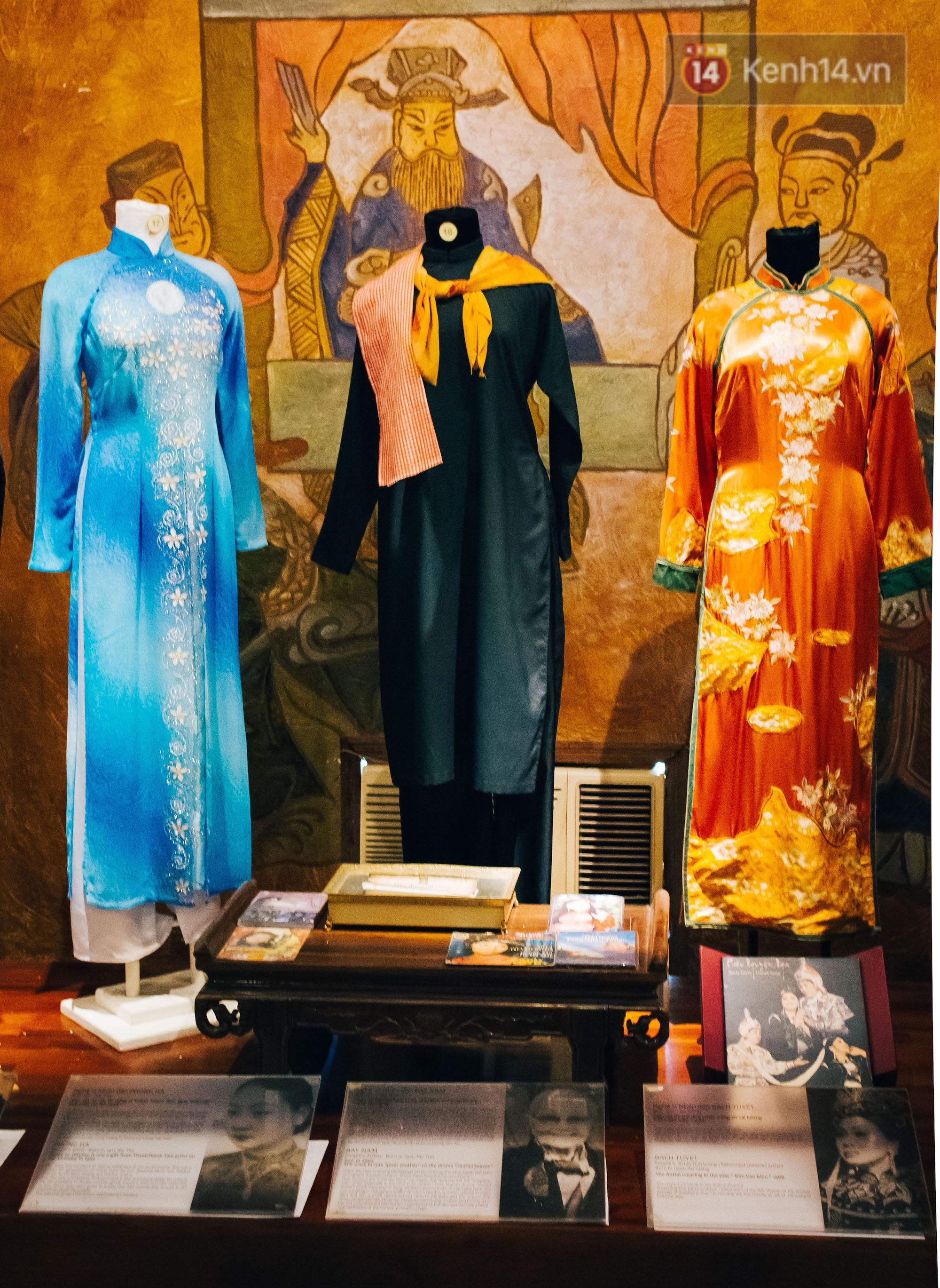Ở Sài Gòn có một bảo tàng đẹp như tranh chỉ dành riêng để tôn vinh áo dài - Ảnh 6.