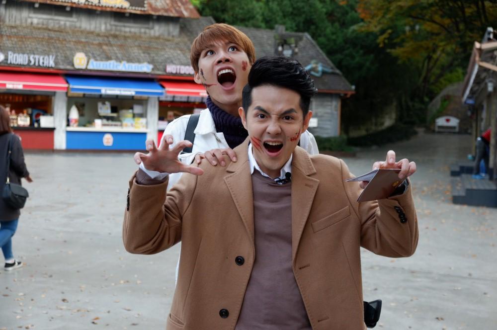 Đông Nhi – Ông Cao Thắng cùng học trò trổ tài cover vũ đạo Kpop cực lầy tại Hàn Quốc - Ảnh 7.