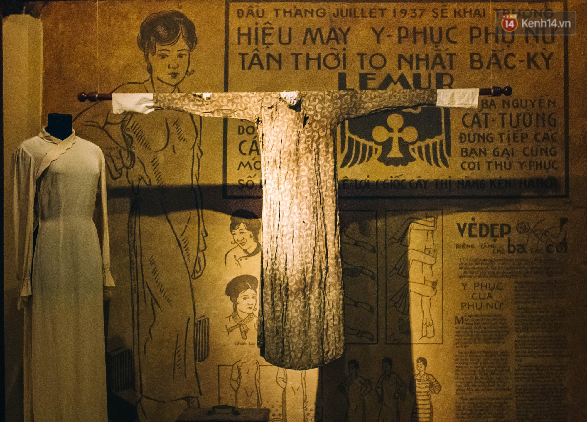 Ở Sài Gòn có một bảo tàng đẹp như tranh chỉ dành riêng để tôn vinh áo dài - Ảnh 5.