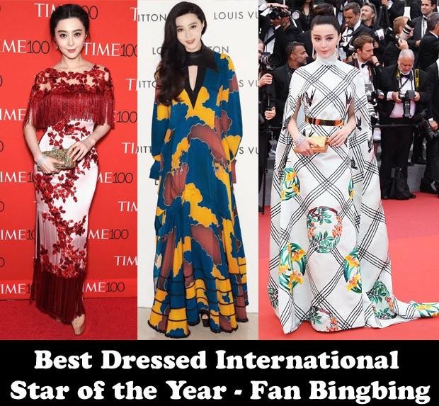Phạm Băng Băng lại được RCFA (Mỹ) vinh danh là Ngôi sao quốc tế mặc đẹp nhất thế giới - Ảnh 1.
