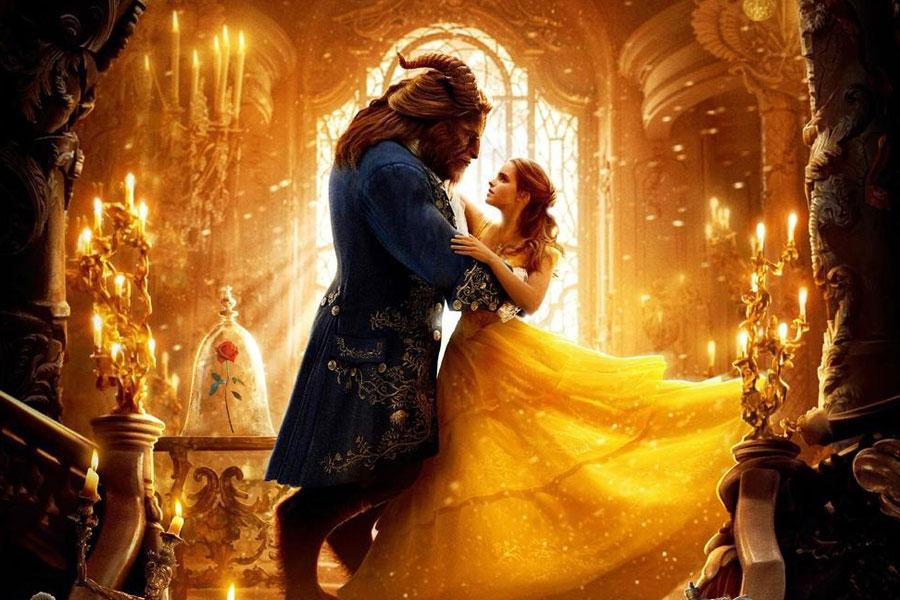 """""""Beauty and the Beast"""" đập tan 5 kỷ lục phòng vé - Ảnh 3."""