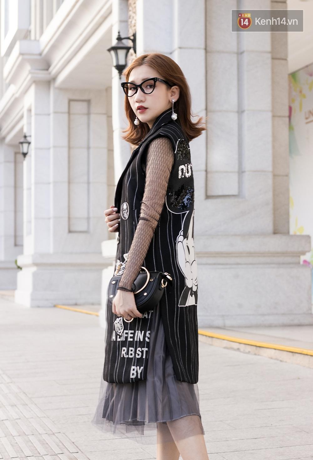Street style giới trẻ Việt: Trendy đã cả mắt với toàn những item độc - Ảnh 10.