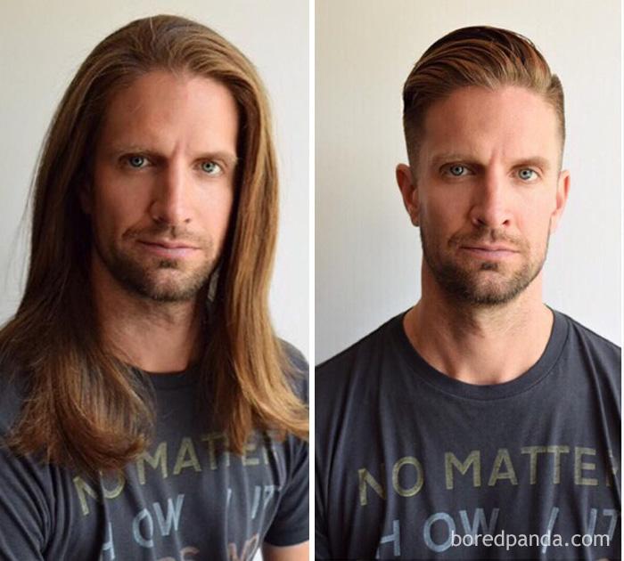Thực tế chứng minh: Đàn ông vớ được thợ cắt tóc giỏi thì lột xác còn hơn cả phẫu thuật thẩm mỹ! - Ảnh 5.