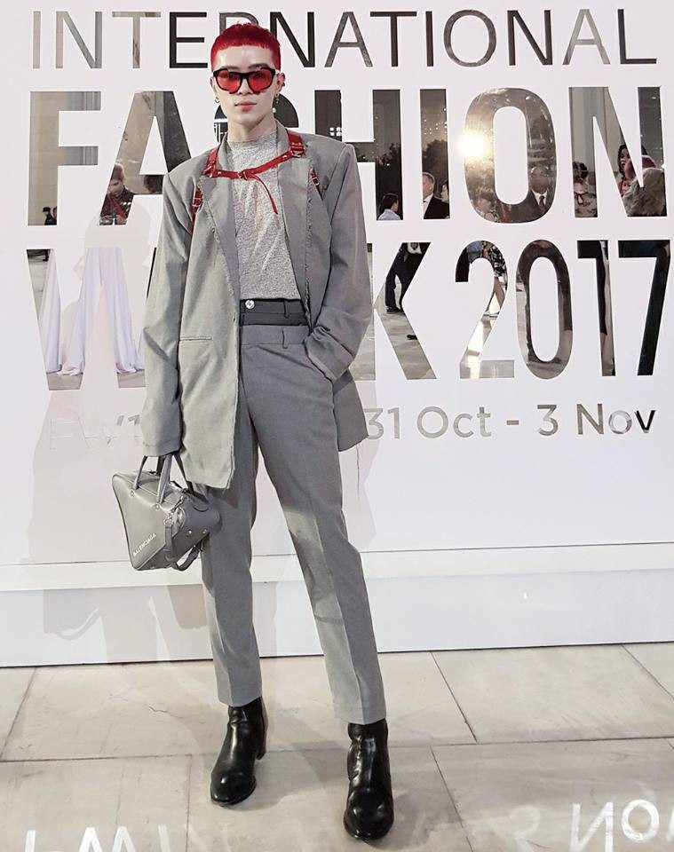Và đây chính là 8 bộ cánh đã thống trị Vietnam International Fashion Week mùa này - Ảnh 5.