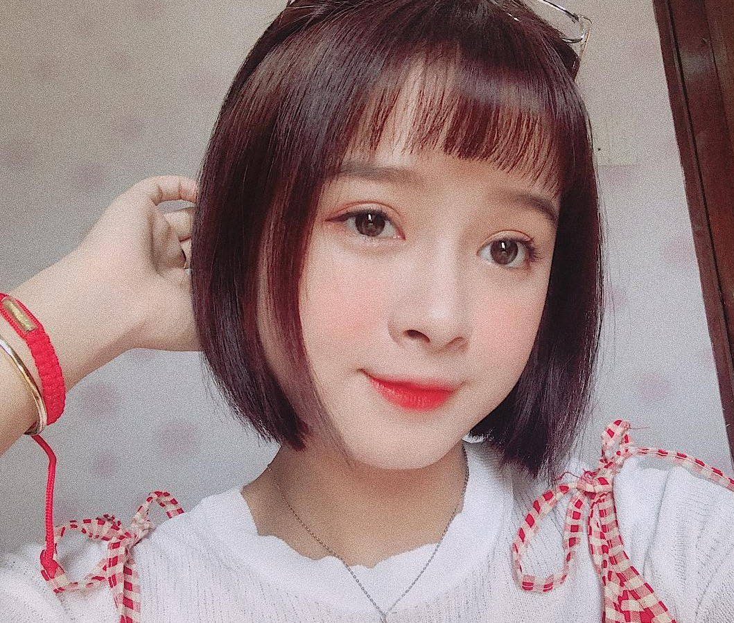 Cắt tóc ngắn để che mặt tròn, cô bạn Sài Gòn không ngờ trông giống hệt Đóa Nhi! - Ảnh 4.