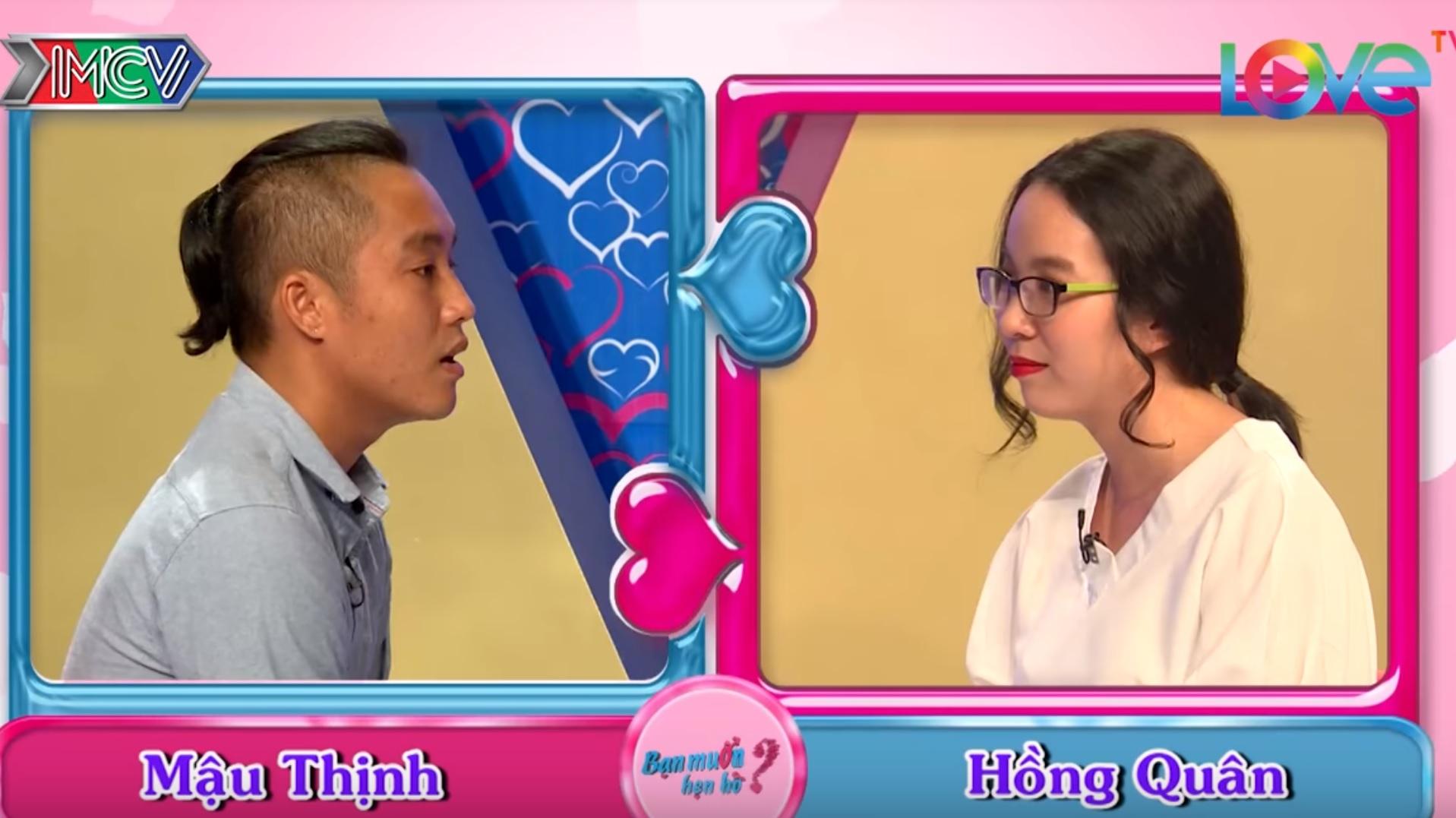 Bạn muốn hẹn hò: Chàng trai đối đáp tay đôi với cô gái, từ chối hẹn hò ngay cả khi chưa bấm nút - Ảnh 3.