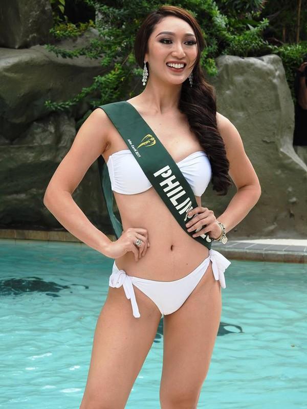 Hoa hậu của 6 cuộc thi lớn nhất thế giới năm 2017: Người đẹp tuyệt trần, kẻ thì bị chê là thảm họa - Ảnh 12.