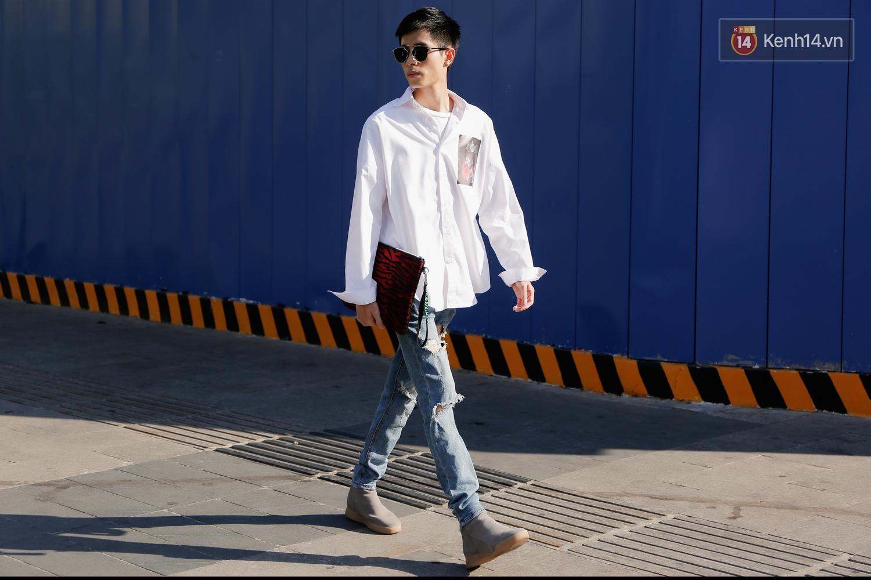 Street style giới trẻ Việt: Trendy đã cả mắt với toàn những item độc - Ảnh 13.