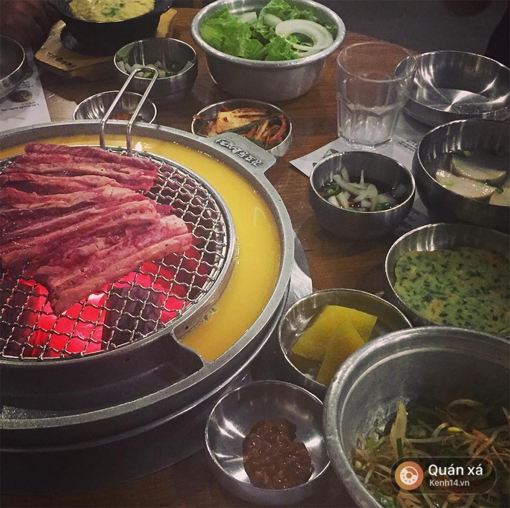 4 địa chỉ nướng Hàn Quốc ở Hà Nội mà các tín đồ ăn uống nhất định nên thử 1 lần - Ảnh 4.
